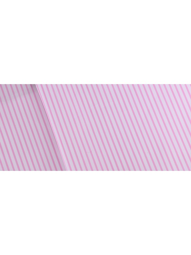 Signature Pink Striped Cotton Shirt