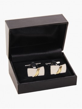 Signature Wave Cufflinks