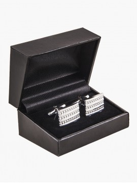 Gems in Stripes Cufflinks
